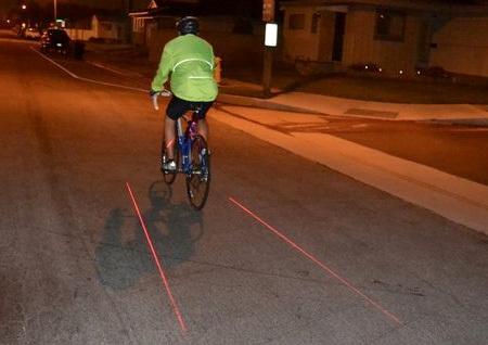 Laser Bike Lane2 1